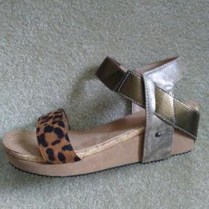 Shoes - European Women's Wedges NWOT